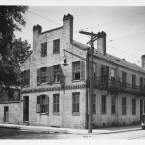 Sanford-Staylor House, 451 & 453 St. Francis St.