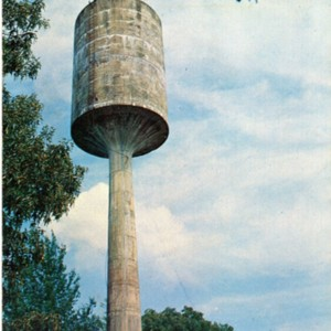 Bay Minette Water Tower