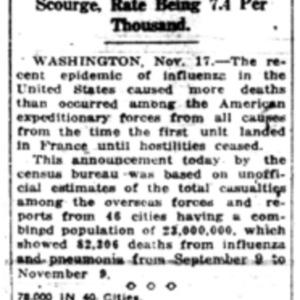 18 Nov . Epidemic Causes More Deaths p.1 1918.pdf