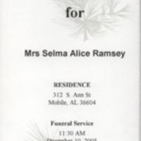 Ramsey, Selma Alice.pdf