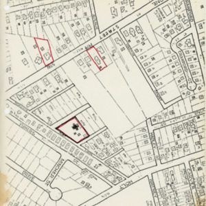 Stone Street Map - John Adams Project - 1983