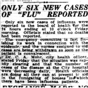 2 Nov . Only 6 cases 1918 p1 Mobile Register.pdf
