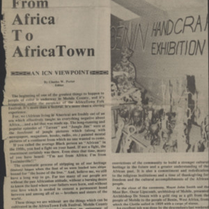 Item 9 From Africa to Africatown.pdf