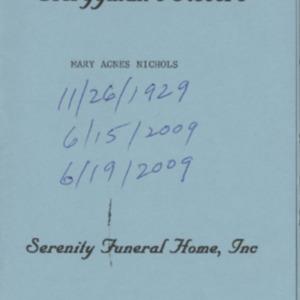 Nichols, Mary Agnes.pdf