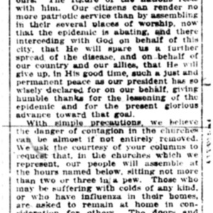 26 Oct . Letter on church services 1918 p4 Mobile Register.pdf