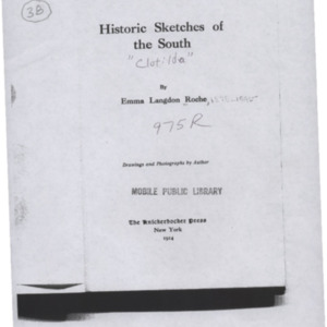 Item 38 Historic Sketches of the South.pdf