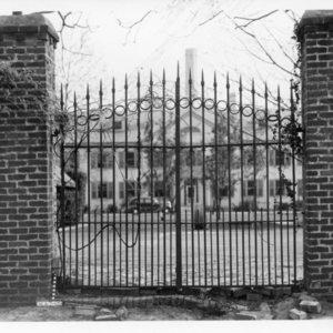 U.S. Marine Hospital Gates, 800 St. Anthony St.