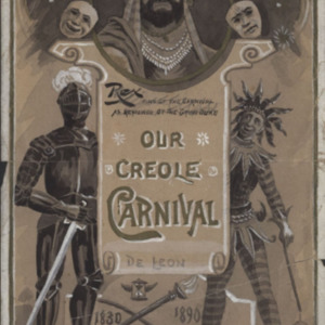 Creole Carnival 1890