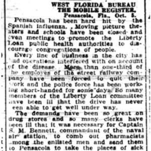 6 Oct . P'cola Hard Hit  1918 p11 Mobile Register.pdf