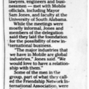 Nigerian delegates tour south Alabama Oct. 27 2008 Press-Register 1B, 3B.pdf