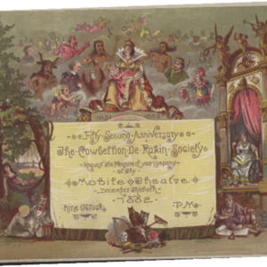 Cowbellion de Rakin Society 1882
