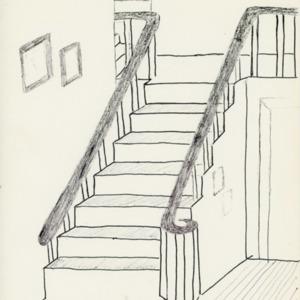 Stairwell . Vickers House c1935 . Harrison.jpg