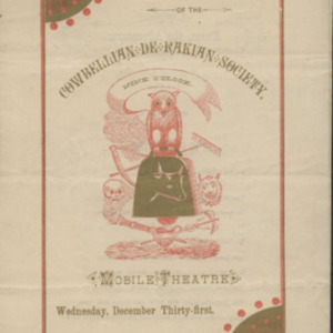 Cowbellion de Rakin Society 1879