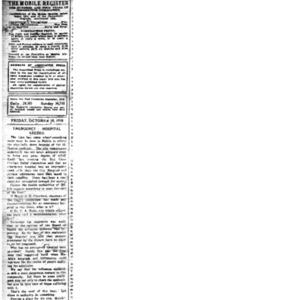 18 Oct . Emergency hospital needed 1918 p5 Mobile Register.pdf