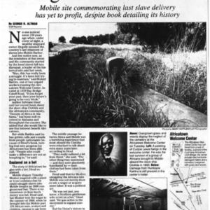 Forgotten Africatown Nov. 25 2007 Press-Register 1B, 4B.pdf