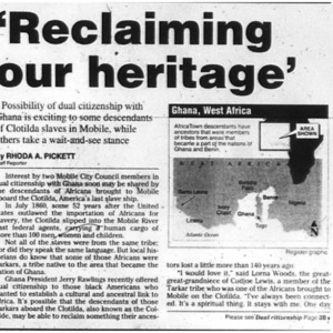 Reclaiming our heritage Mar. 25 1999 Mobile Register 1B, 3B.pdf