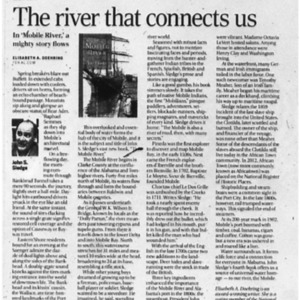 The river that connects us Nov. 26 2015 Press-Register 2A.pdf