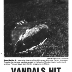 Vandals Hit Africatown Mar. 23 2011 Press-Register 1C, 3C Final.pdf